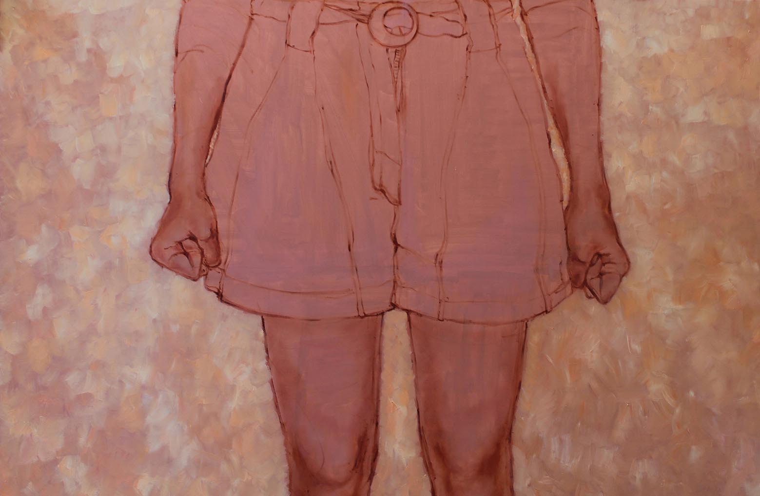 Arrabbiata,  olio su tela,70x100cm, 2012