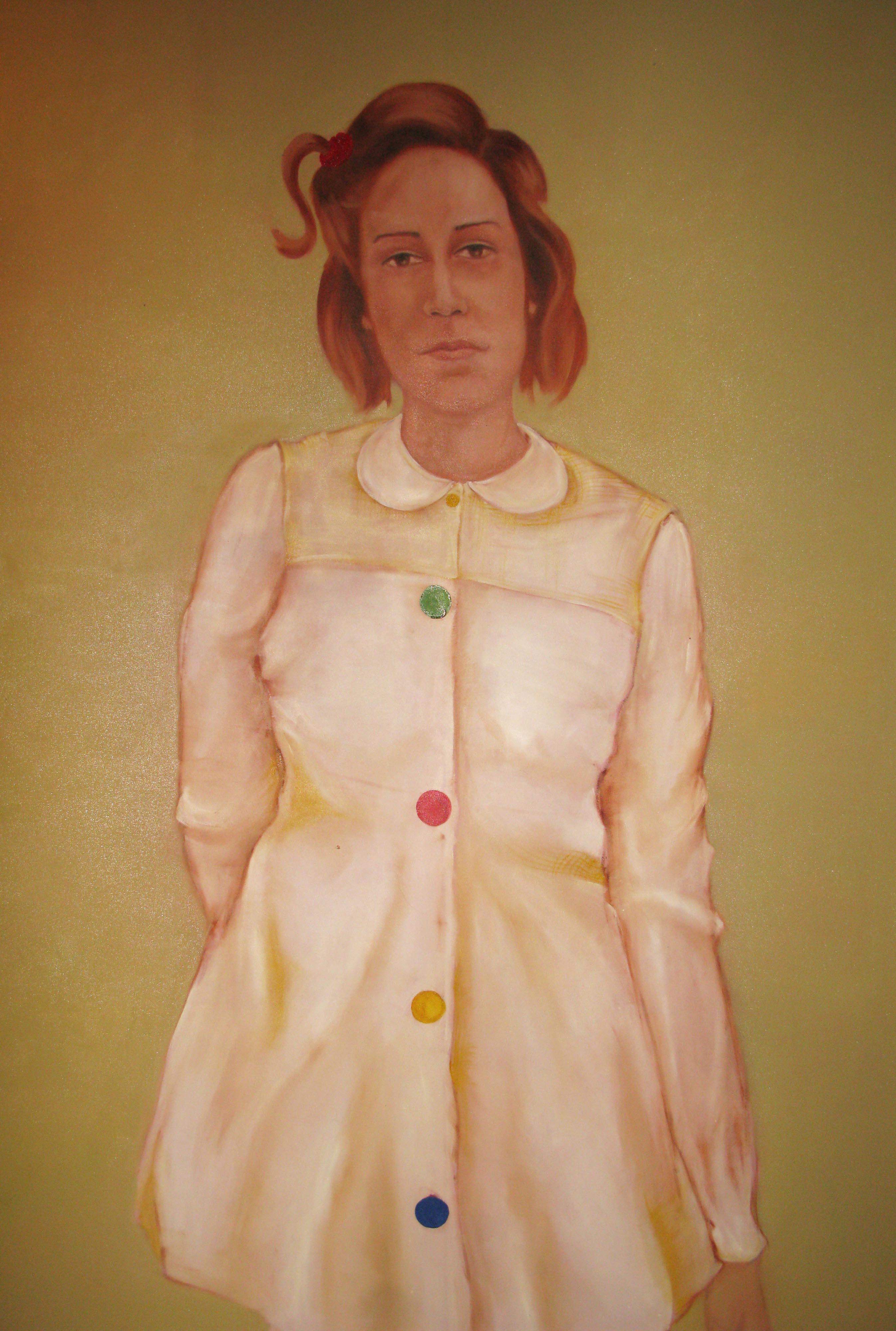 Saltenita,| olio su tela, 120x100cm, 2012