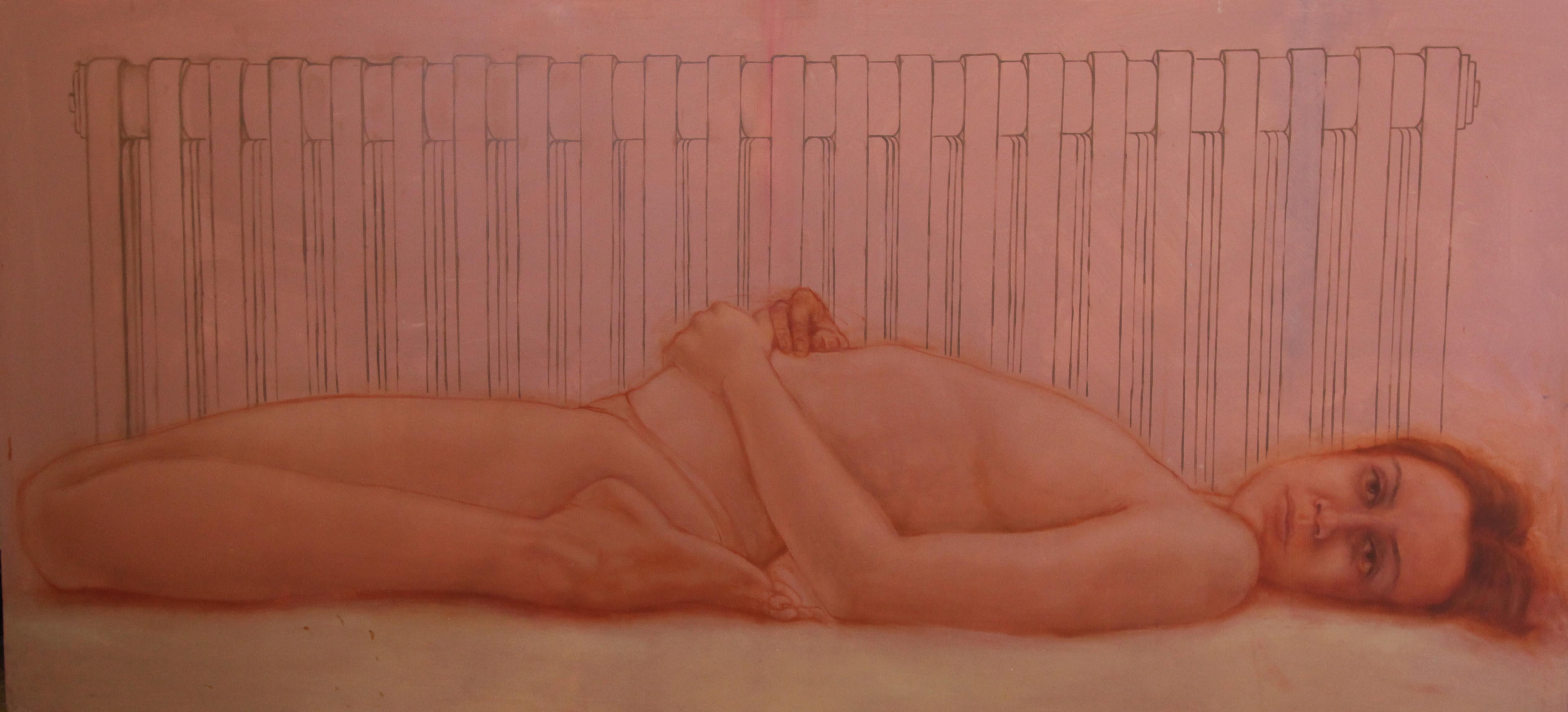 Senza titolo,| olio su tela, 80x140cm, 2011